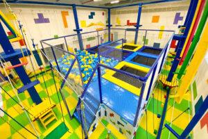 Автоматизация детских игровых и развивающих центров
